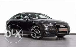 Audi Approved A5 low km grey 45 TFSI
