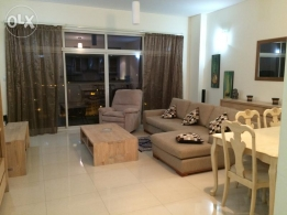 Available at amwaj 2 bedroom fully furnished apartment