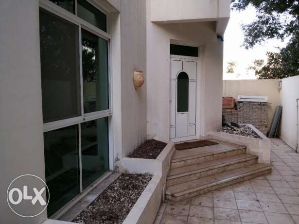 4 bedroom semi furnished villa with private pool for rent