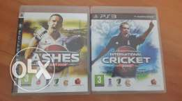 Cricket bundle for sale PS3