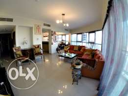 Lovely 2Bedroom apartment in Tala Island, Amwaj