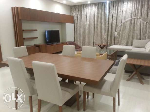 Luxurious 2 Bed rooms apartment with decent furniturefully furnished