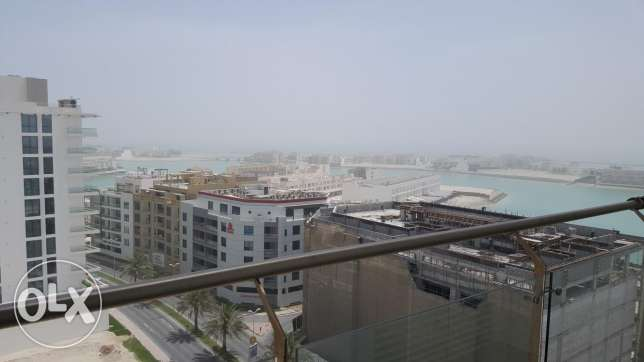Lovely 2 BHK apartment with sea view in Amwaj city جزر امواج  -  6