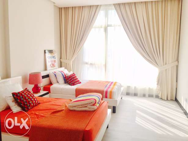 Two bedrooms apartment in Reef-Island. السيف -  8