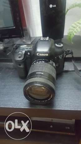 For Sale Canon 7D In Good Condition Full Kit