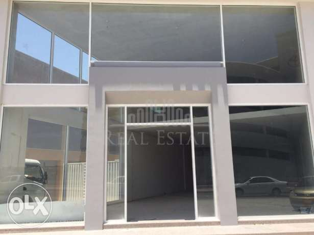 Three Fully Fitted Showrooms for Rent in Tubli