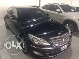 Genesis 2012 3.8L Warranty and free service 1 year