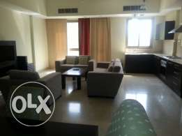spacious 2 bed room with modernly furnished in ADLIYA