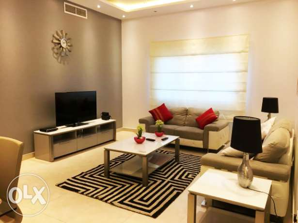 Luxury Type 2 Bedroom Fully Furnished Suite For Rent in Juffair