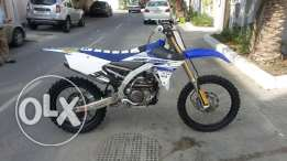 For sale yz250f 2016