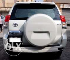 Toyota Prado 2010 model Full option For Sale