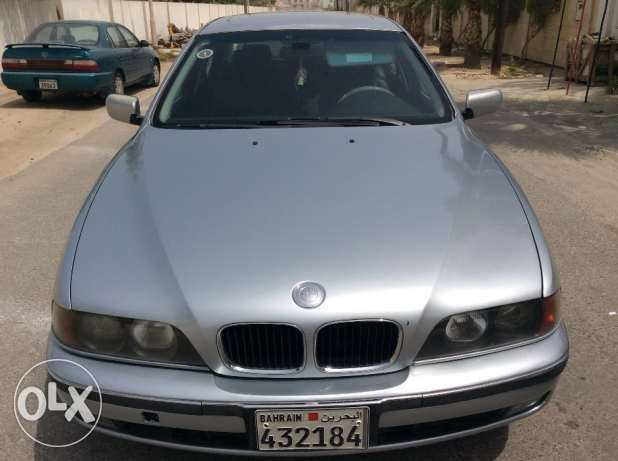 For Sale 1997 BMW 528i Japan Specification