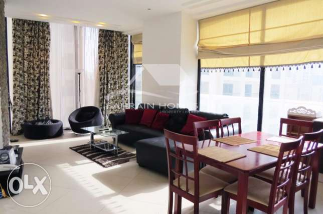 1 bedroom fully furnished - BD 400 INCLUSIVE