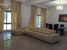 Fully furnished 4 Bedroom villa with private pool,garden,beach