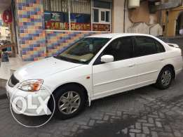 Honda Civic 2003 For Sale, Good Condition