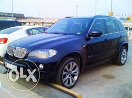 2010 BMW X5, V8 4.8L engine, Midnight Blue, Agent Maintained