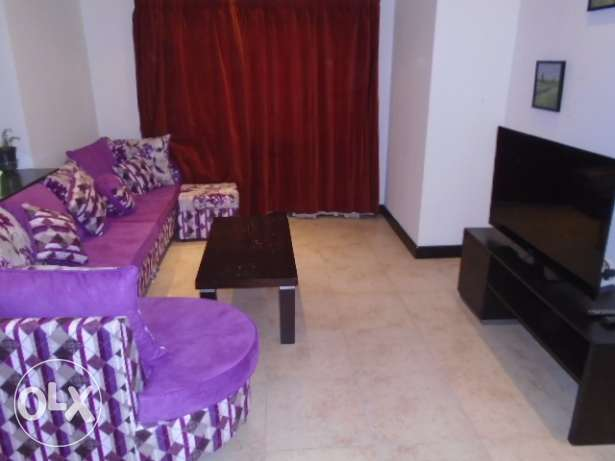 1 Bedroom Apartment fully furnished in Juffair