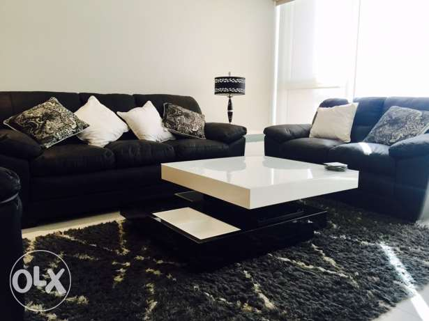 Two bedrooms apartment in Reef-Island. السيف -  1