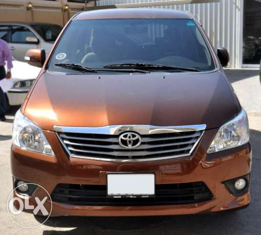 Toyota Innova 2015,good condition,providing bank loan...