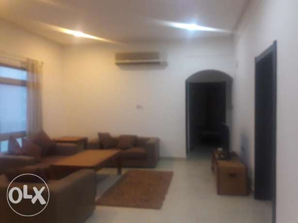 Janabiyah:- Close to Mercado Mall,2Bhk Fully Furnished Flat Available