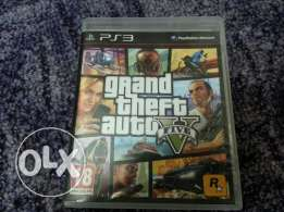 URGENT SALE! PRICE REDUCED !!!Gta 5 for ps3 price neg