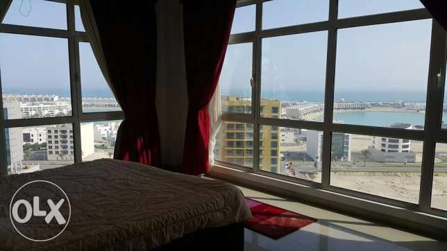 4 bedroom flat for rent in amwaj seaview