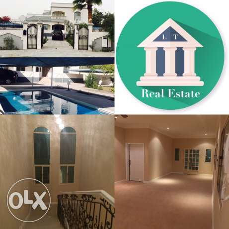 villa for rent in sanad