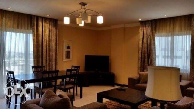 Super deluxe stylish 3 b/r fully furnished apartment