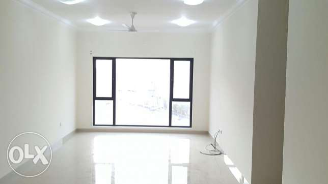 Semi furnished 3 BHK flat, near to Almercado mall