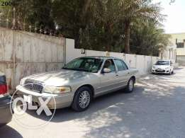 Mercury Grand Marquis (2006 model) For Sale