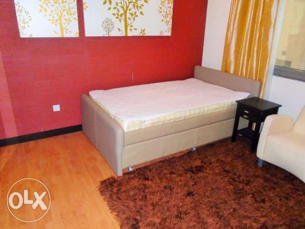 Amazing 1 bedroom flat in Mahooz fully furnished