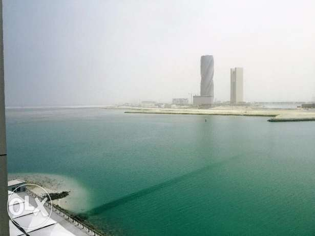 Brand new 2 bed S/F apartment in Reef-Island.