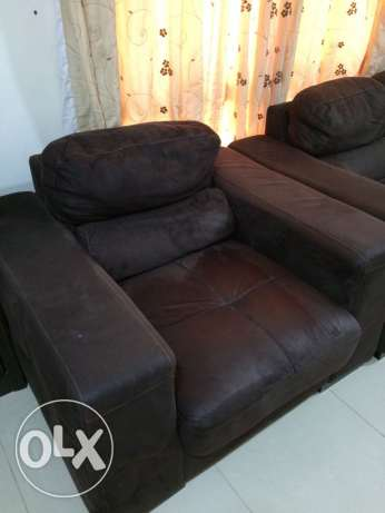 SOFA, Very Comfortable brown colour