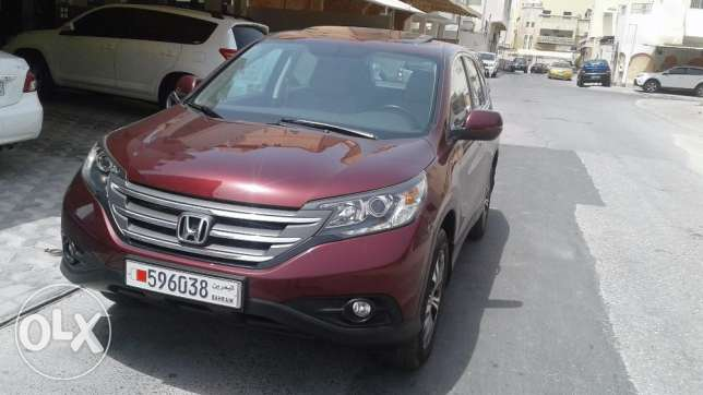 Honda crv Model2012 Km43000