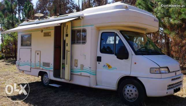 Urgent sale of a Camping car