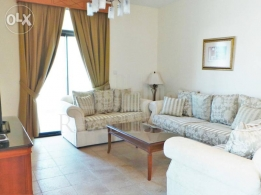 Spacious Fully Furnished 2 Bedroom Apartment