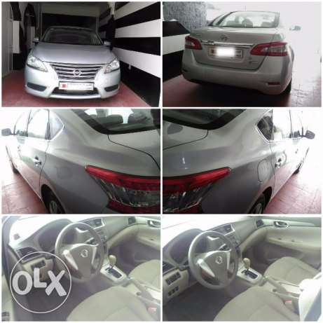 Nissan Sentra 2014 for urgent sale