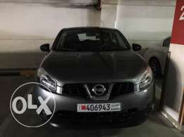Nissan qashqai 2012 for sale