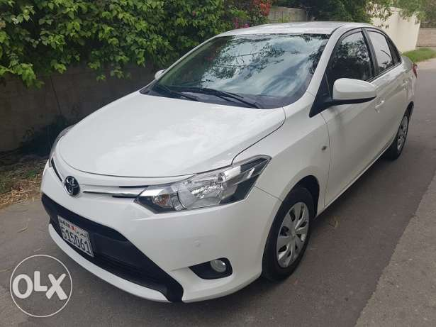 Toyota Yaris 1.5E - Model 2015 - Great Condition