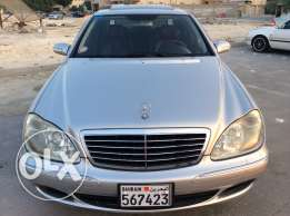 For Sale 2005 Mercedes Benz S350 Last Year Of Shape Japan Specificatio
