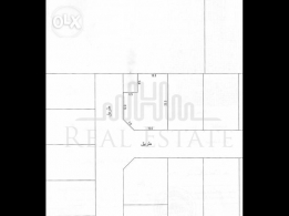 Land for sale in Hidd for three storey building! 442 m2