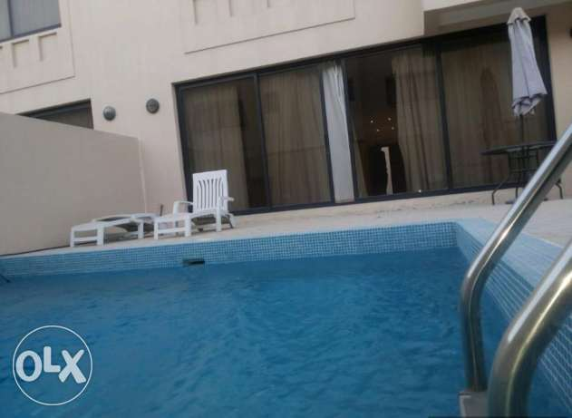 Modern fully furnished villa with private pool - all inclusive