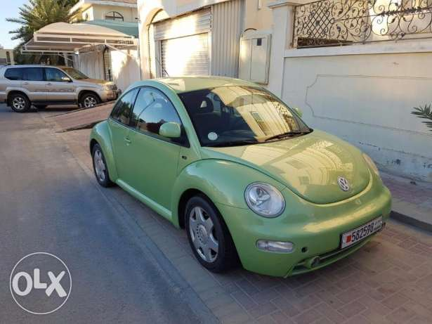 vw beetle single oner