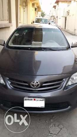 Corolla GLI 2011, 1.8, 95000 KM, Full Option