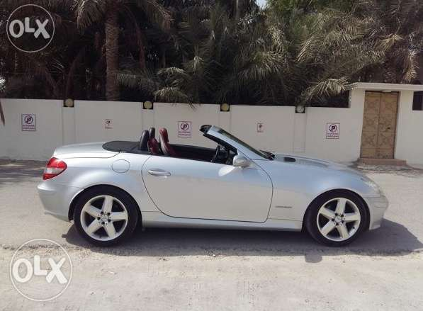 Mercedes-Benz 2005 SLK200 for sell in a perfect condition!