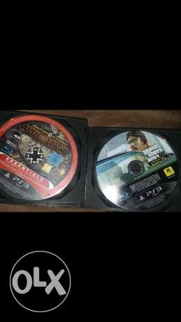 2 cd for ps3
