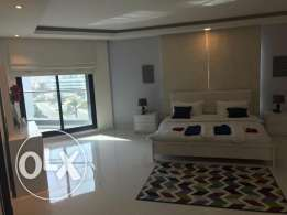 Amwaj / Brand new / Sea view / 2 BR
