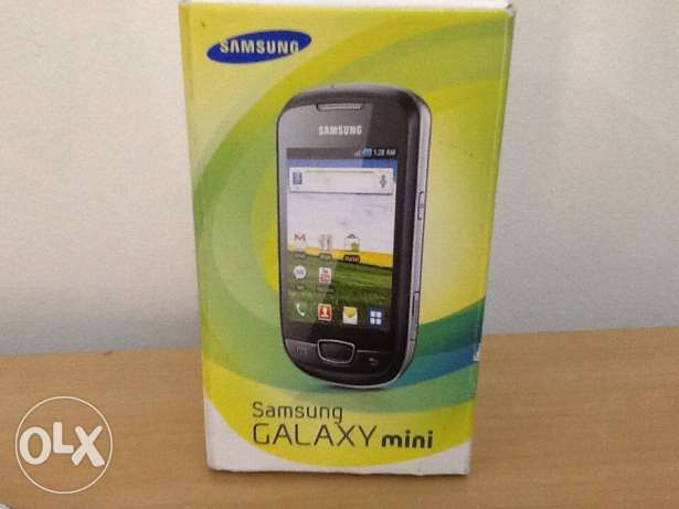 للبيع هاتف samsung galaxy mini