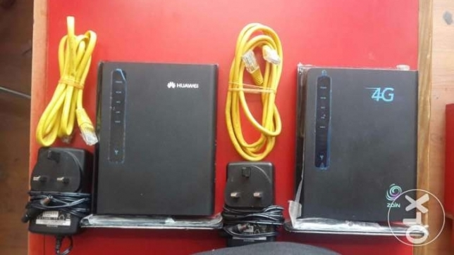 Huawei Wifi 4 g router for sale