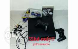 Jailbreakable ps3 320gb